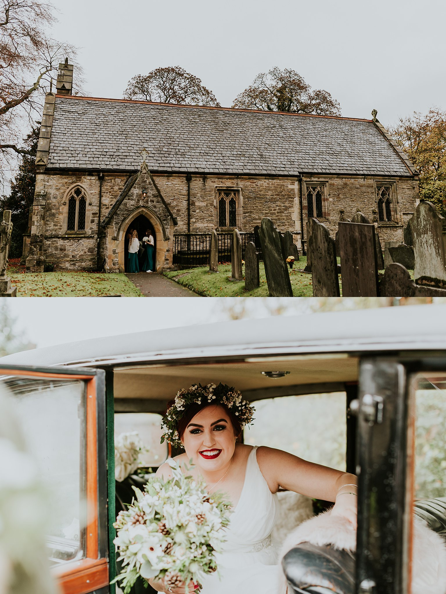 Candid Wedding Photography Old Stables Swithland
