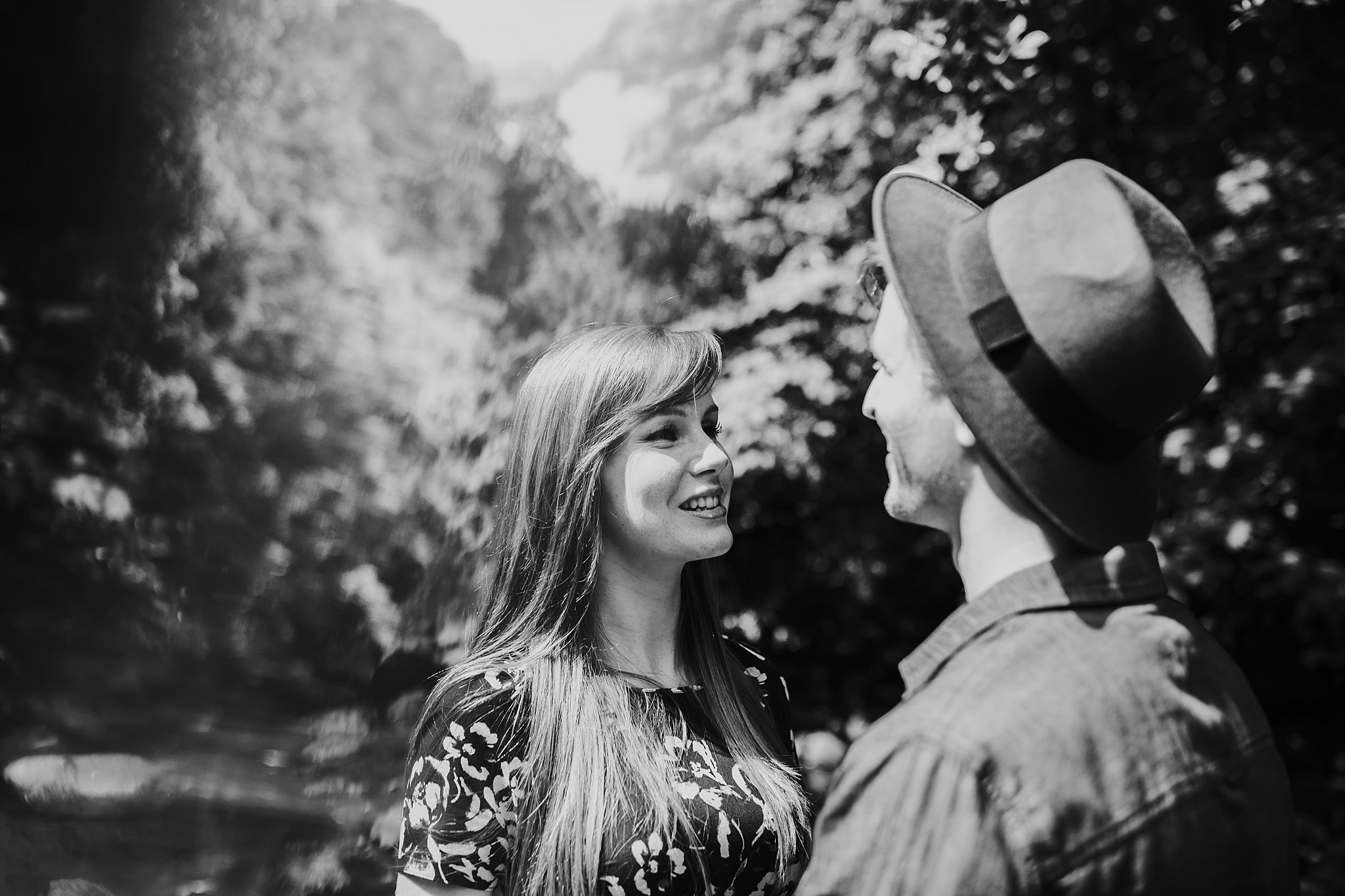 North East Engagement Photographer
