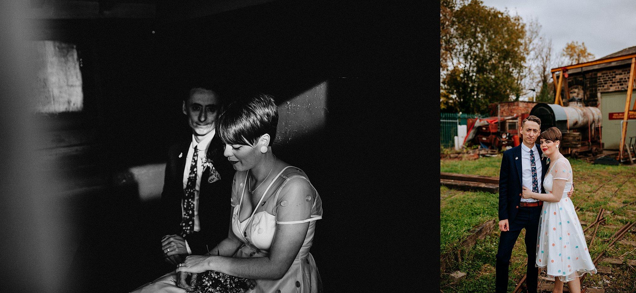 Wedding Photography Alternative North East