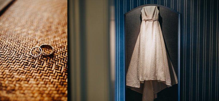 Swinton Park Weddings - Dress