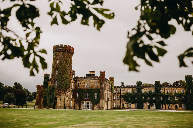 Destination Wedding Photographer - Swinton Estate