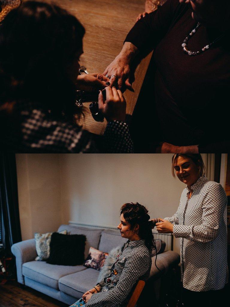 Peter Hugo Photography Alternative Wedding Photographer - north east wedding