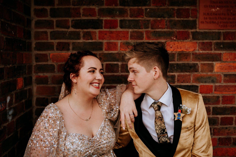 Creative Wedding Photographer North East Peter Hugo Photography