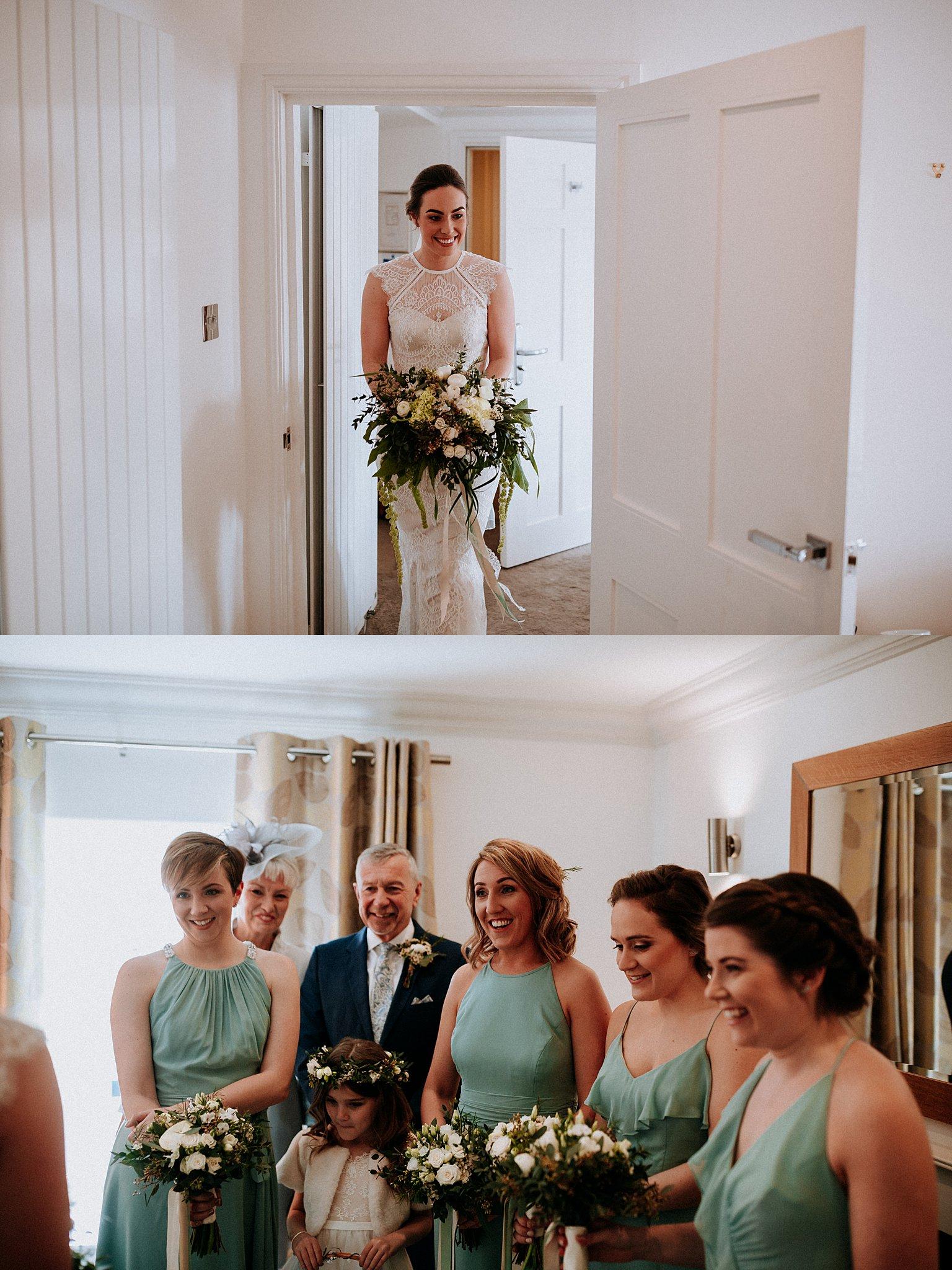 documentary Wedding photographer eden barn