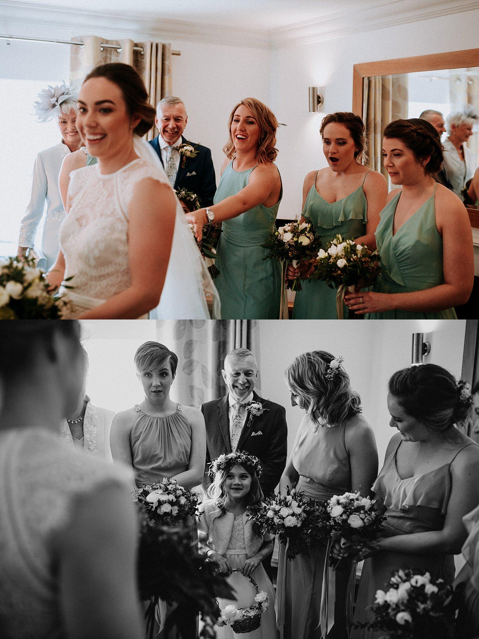 documentary Wedding photographers North east