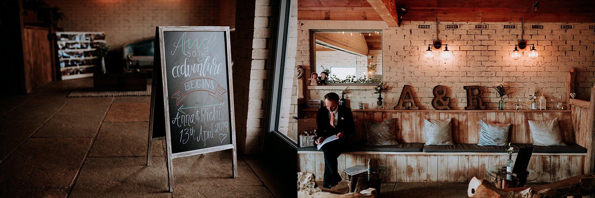 barn wedding inspo