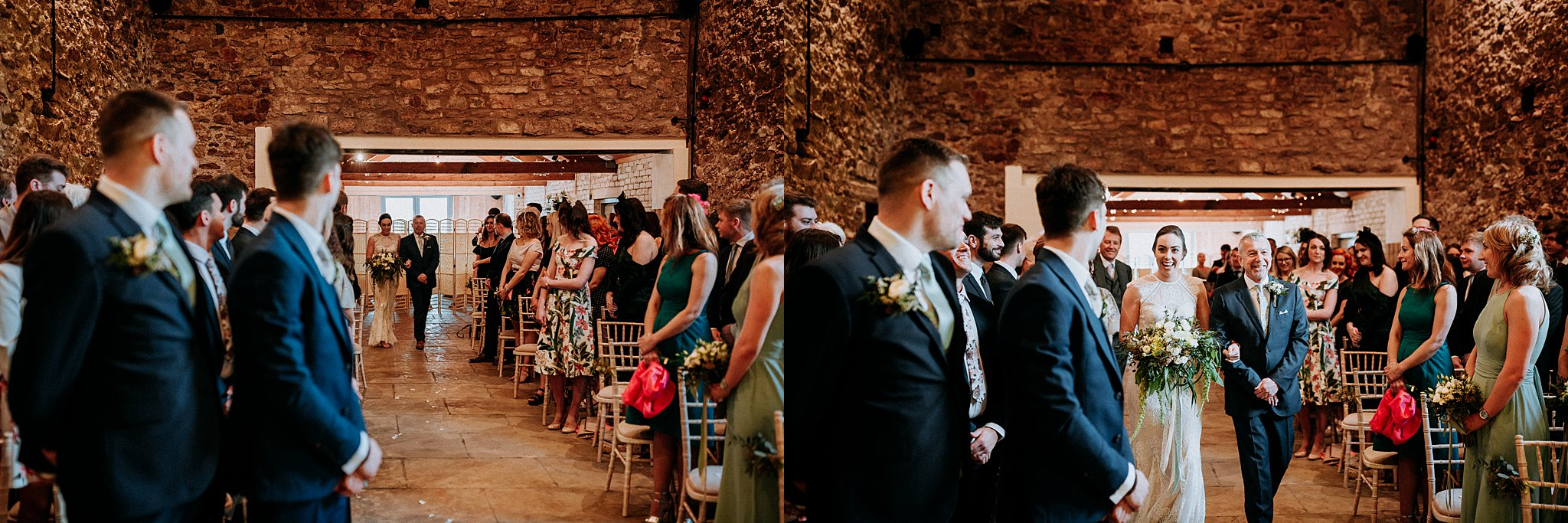 Natural Wedding photographer Cumbria