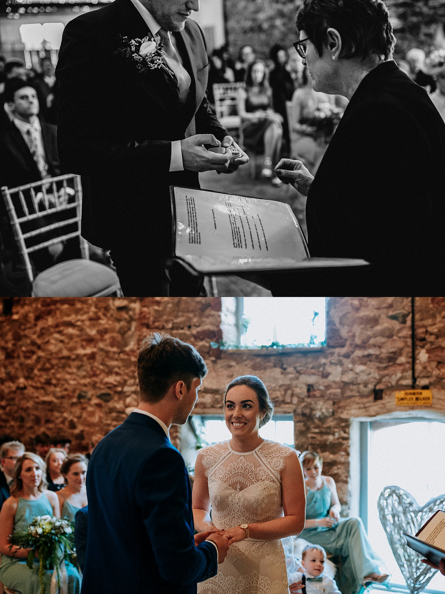 Natural Wedding photography North East