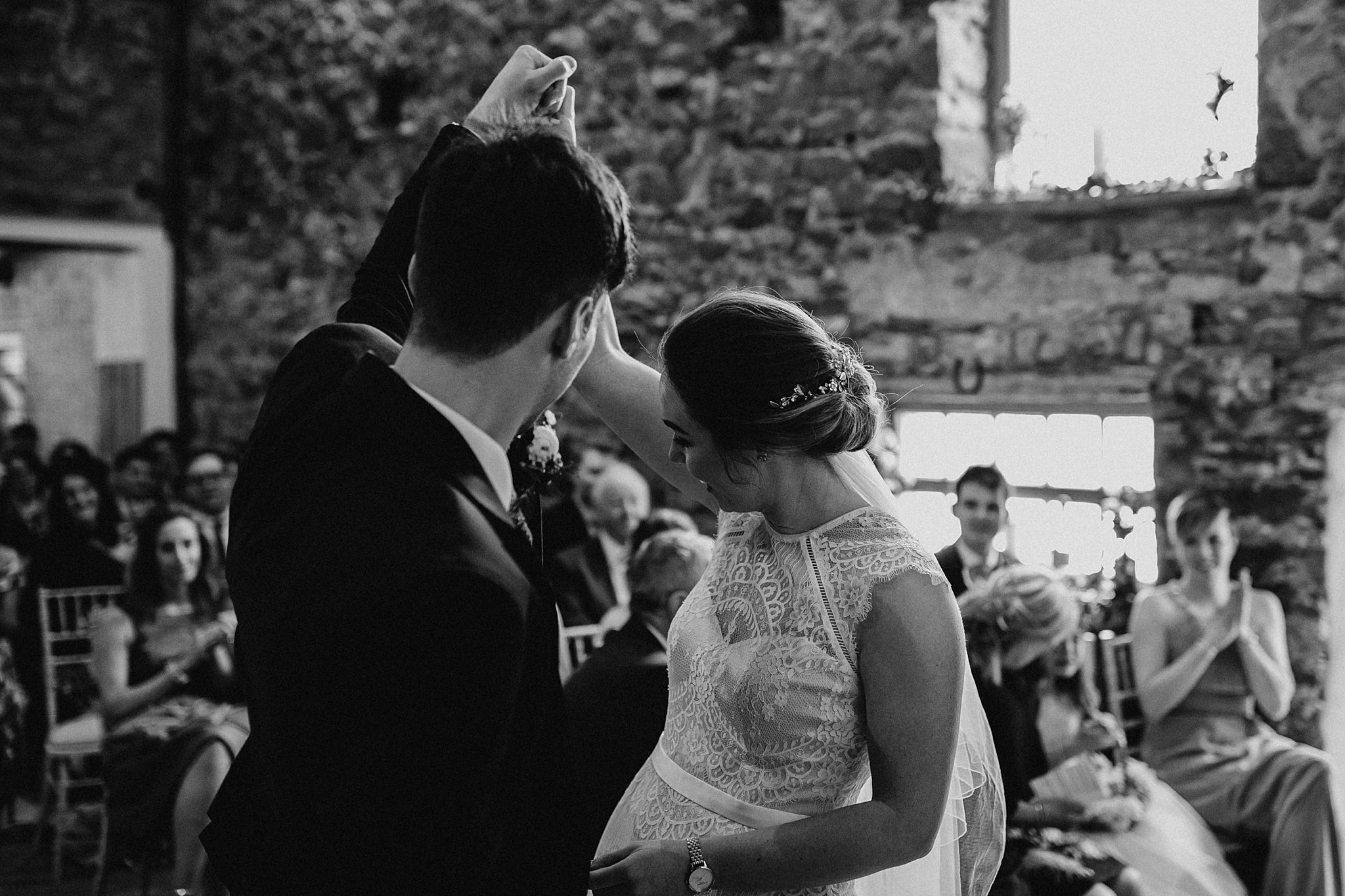 Natural Wedding photographers North East