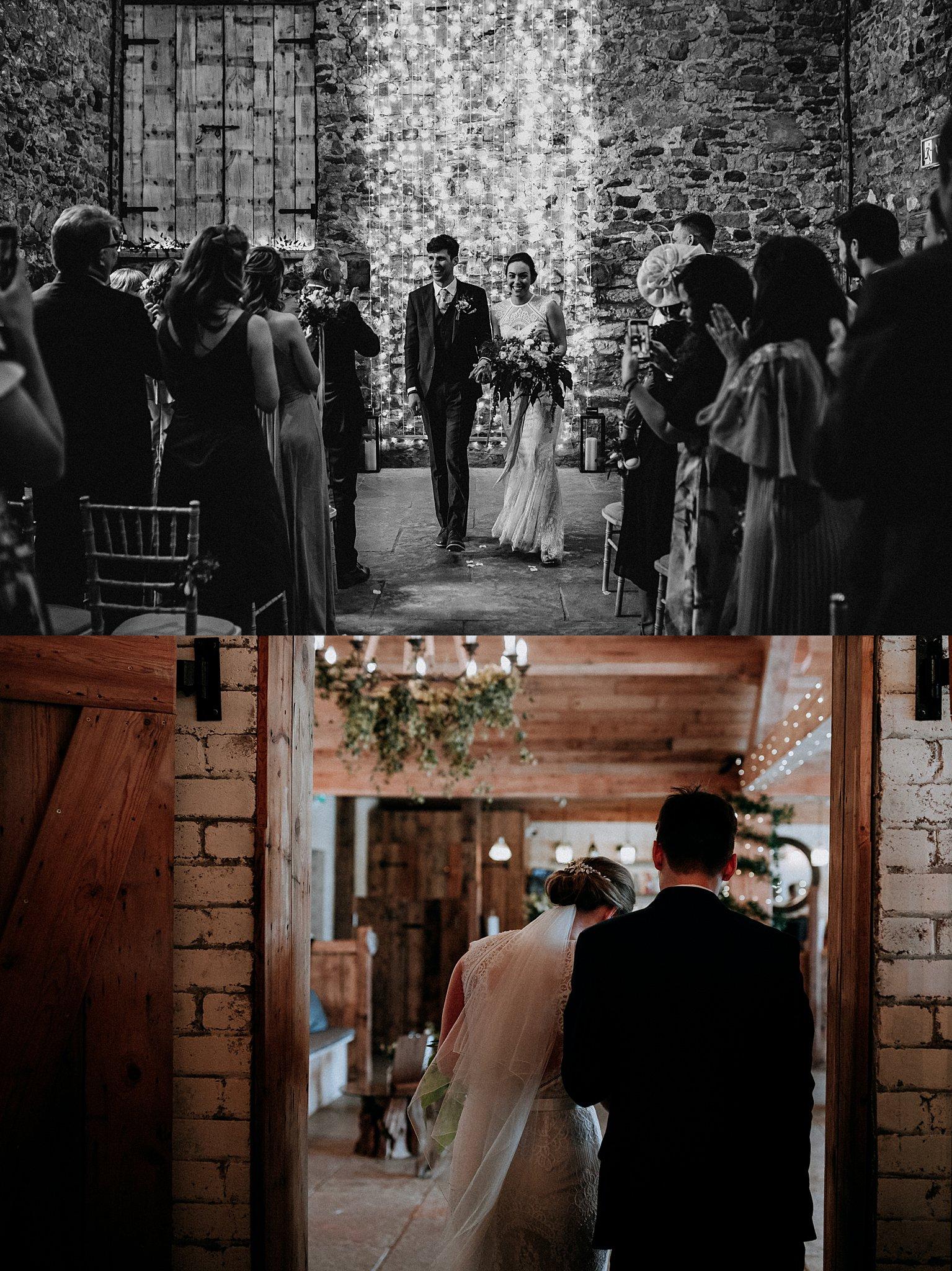 Natural Wedding photographers Cumbria