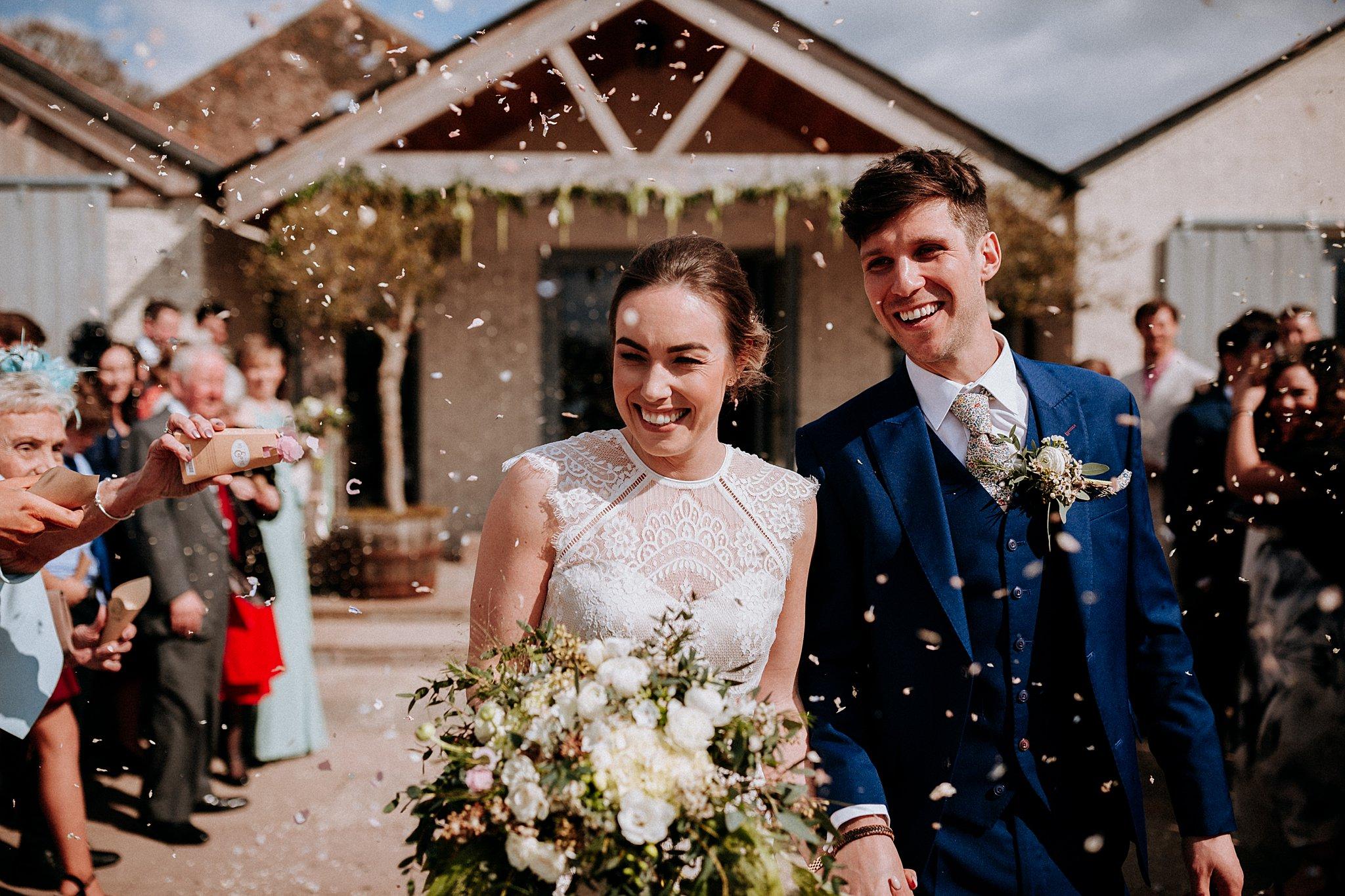 Eden Barn Wedding