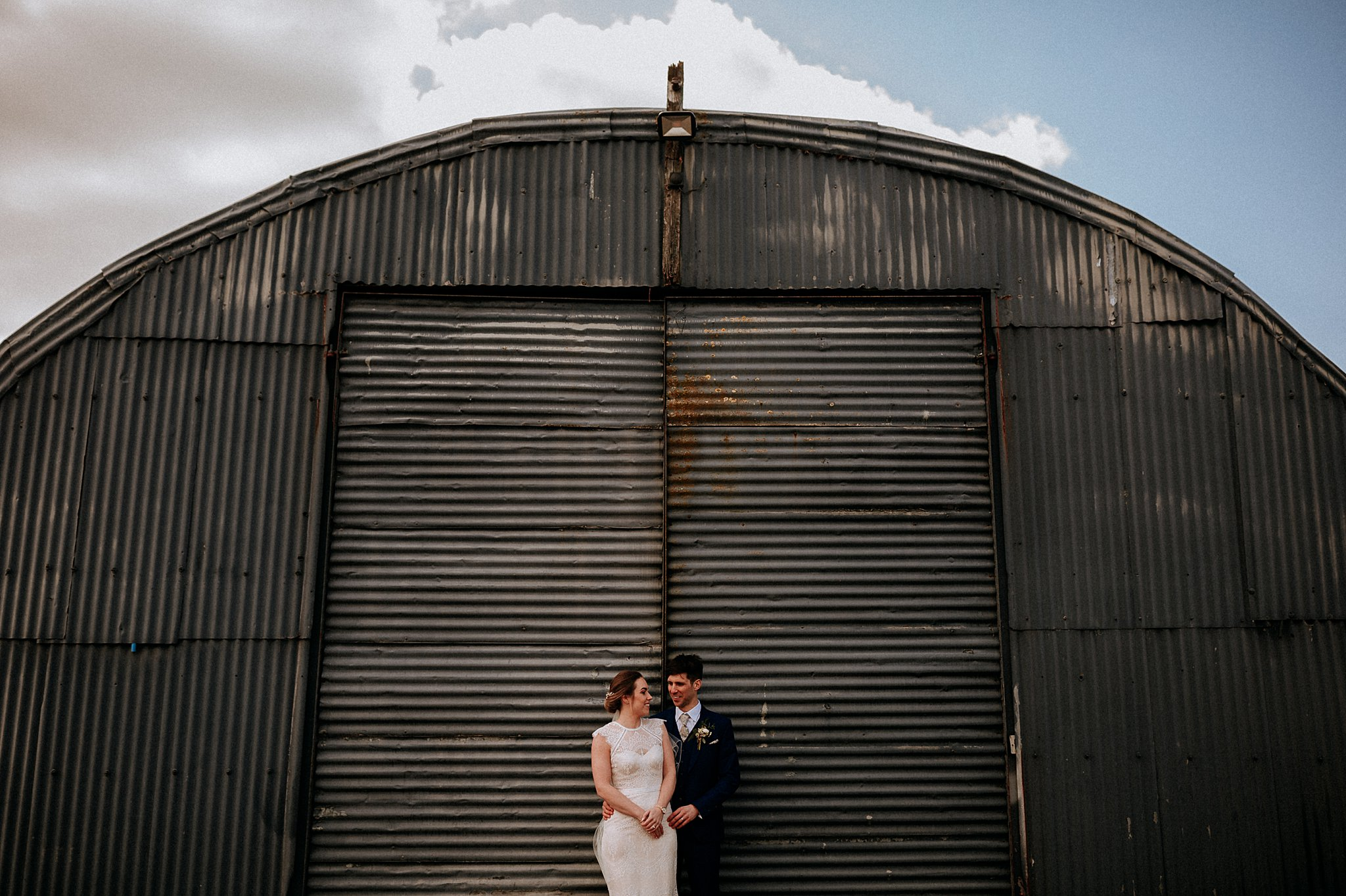 Wedding photographer eden barn