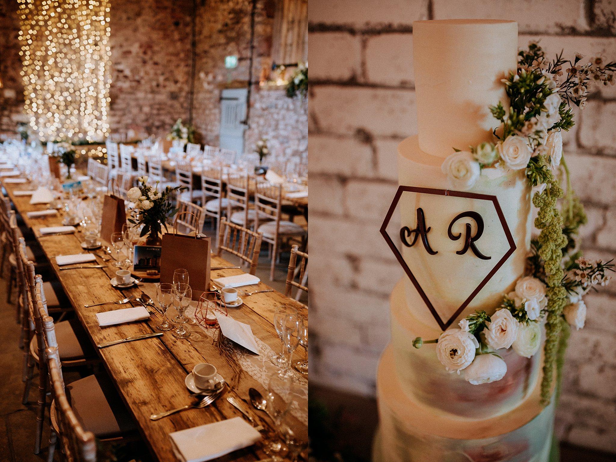 Wedding photographs Eden Barn