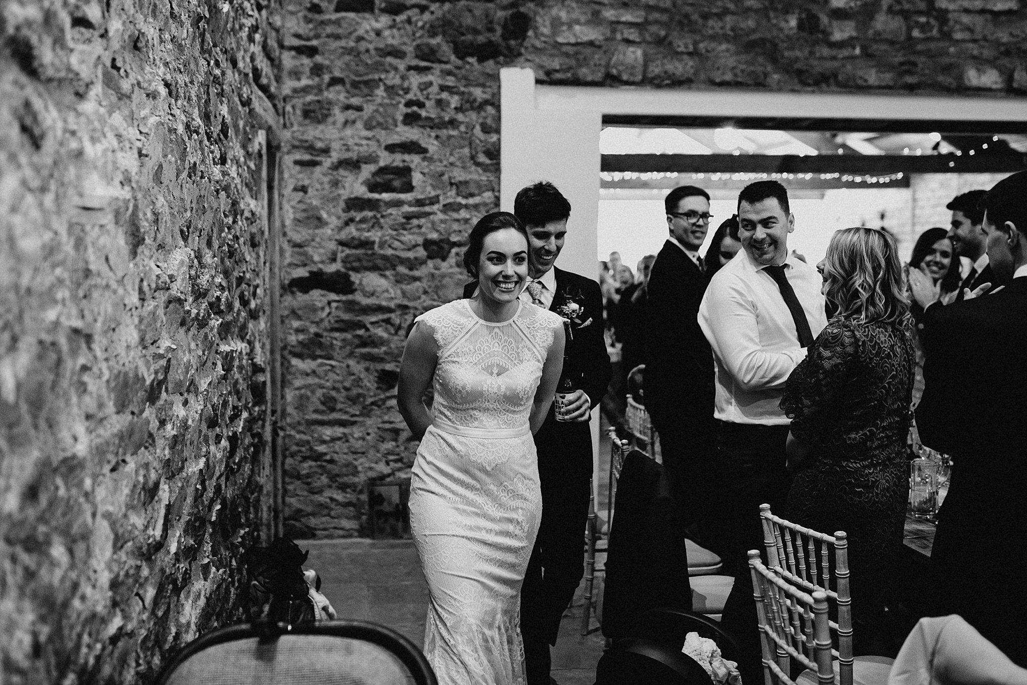 North East Wedding Photographer Eden Barn
