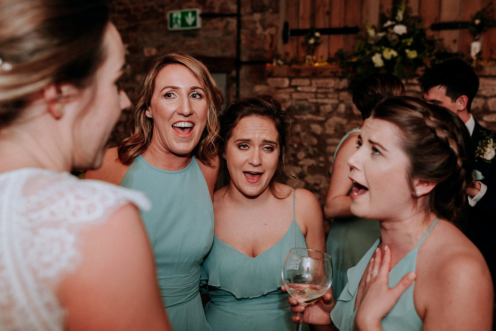Relaxed Wedding photography Cumbria