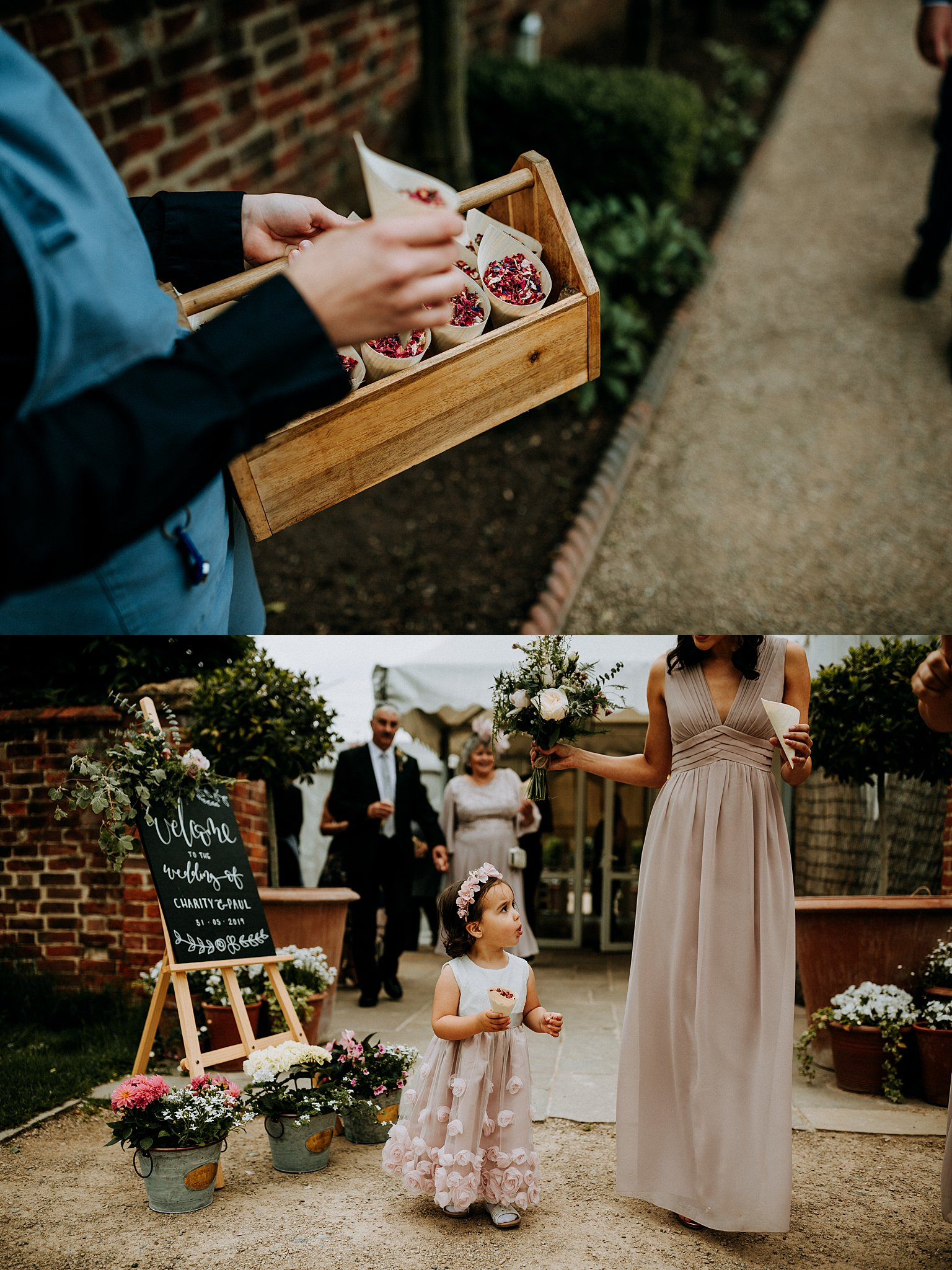 Documentary Wedding Photography The Walled Garden Beeston Fields