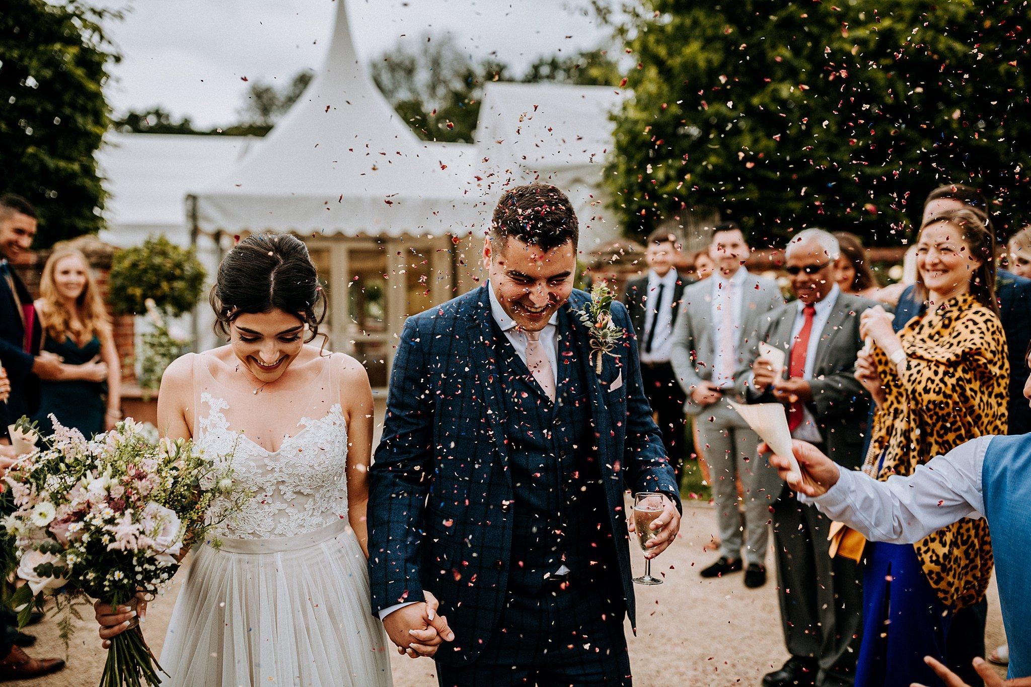 Walled Garden Nottingham Wedding Photography