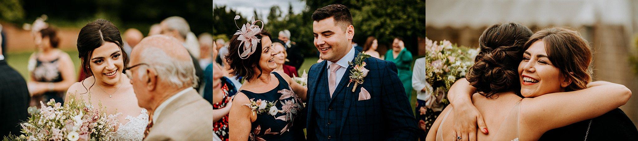Natural Wedding Photography Nottingham