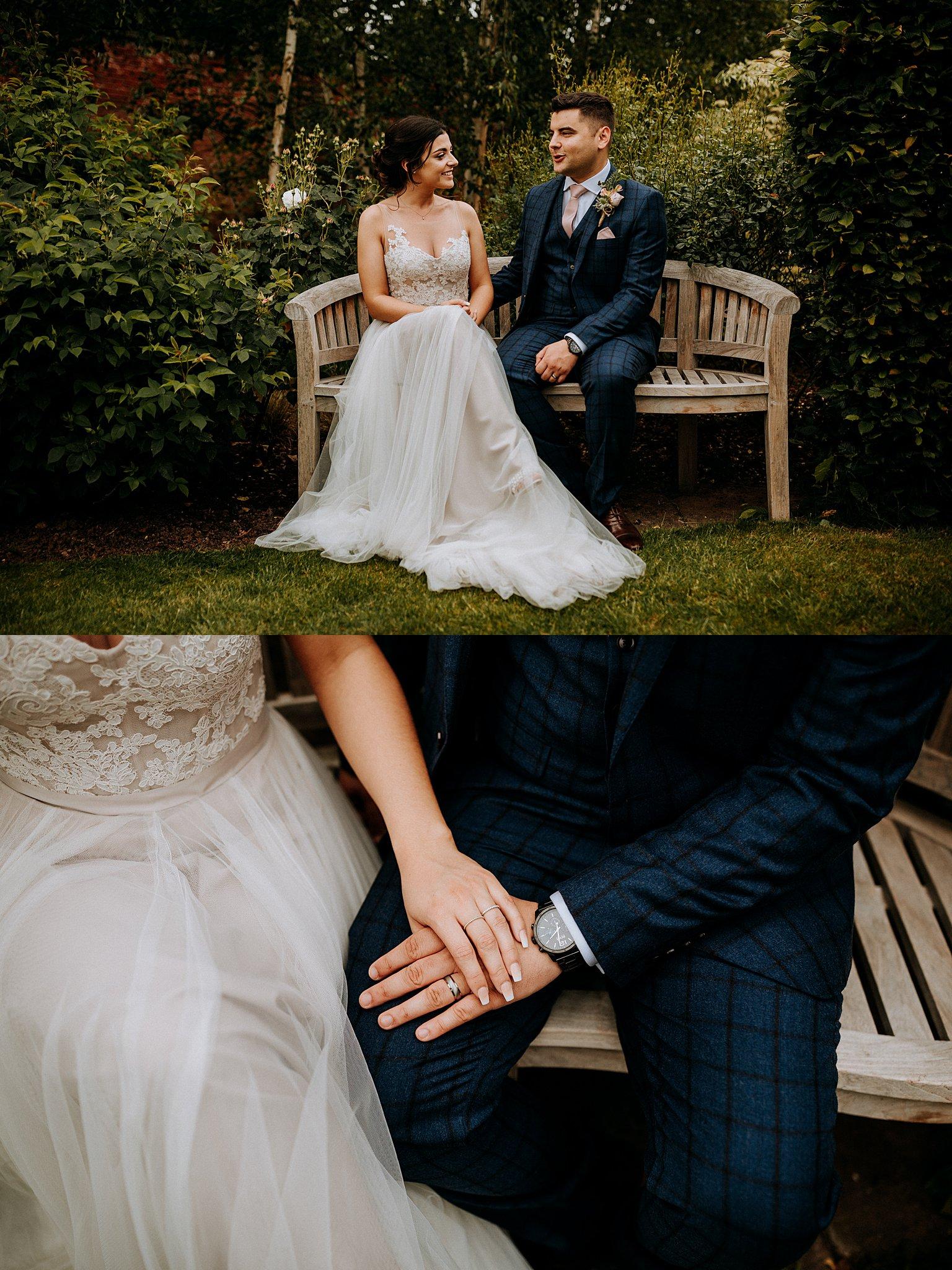 Walled Garden Wedding Photographer Nottingham