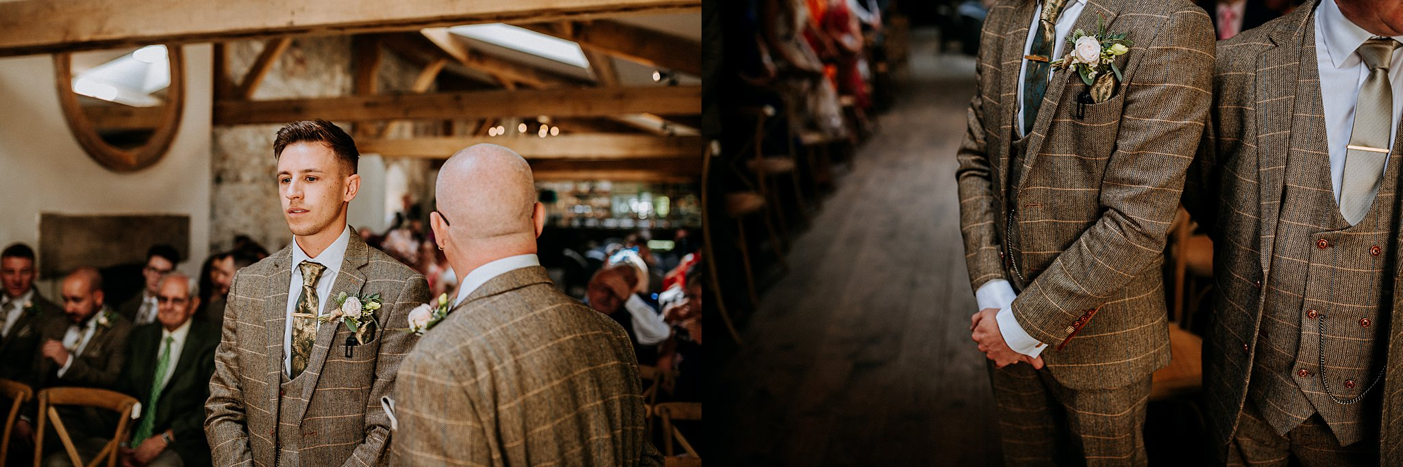 Natural Wedding photographer middleton lodge