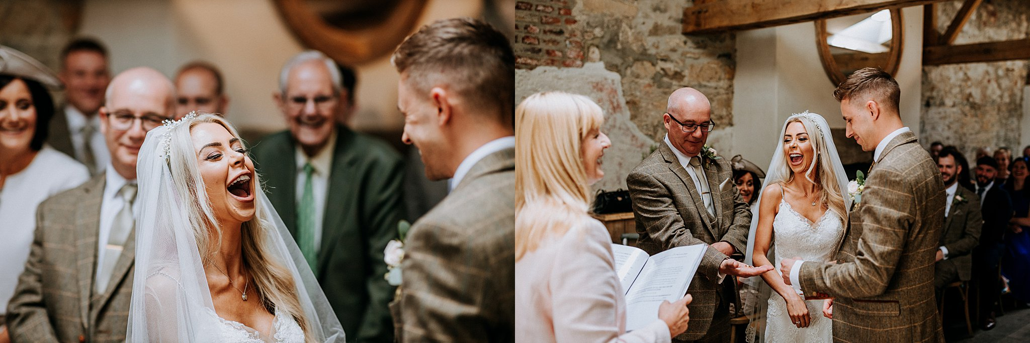 Natural Wedding photographers middleton lodge