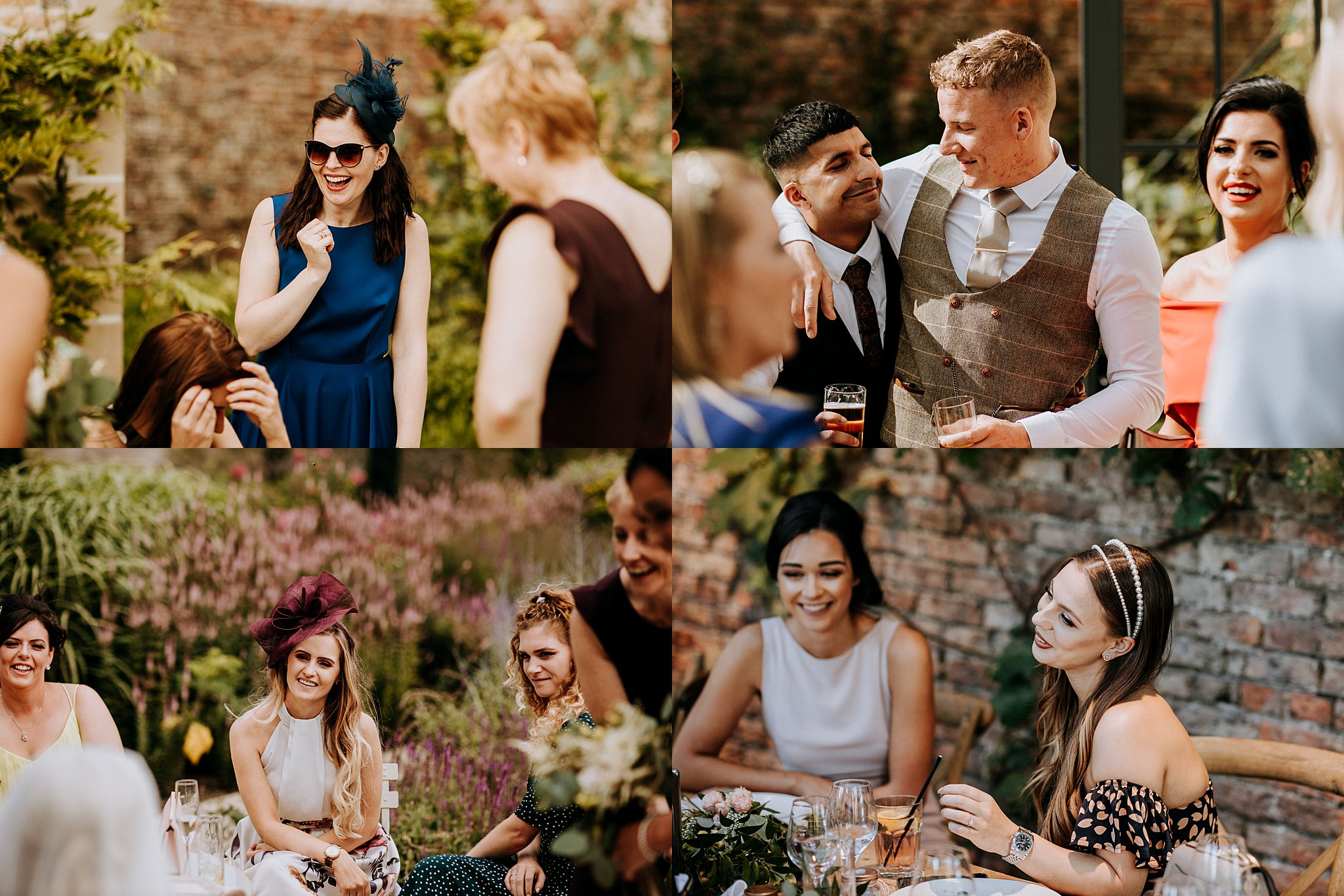 Relaxed Wedding photographer fig house