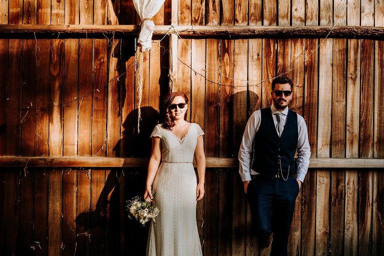 Deepdale Farm Weddings - Festival Wedding Photography