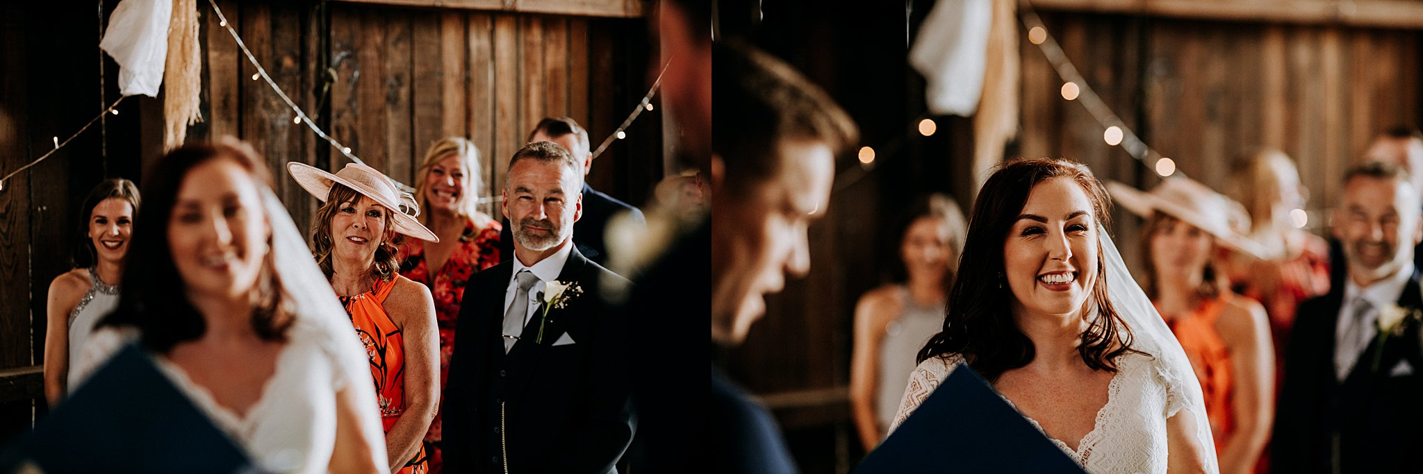 documentary wedding photographer North East