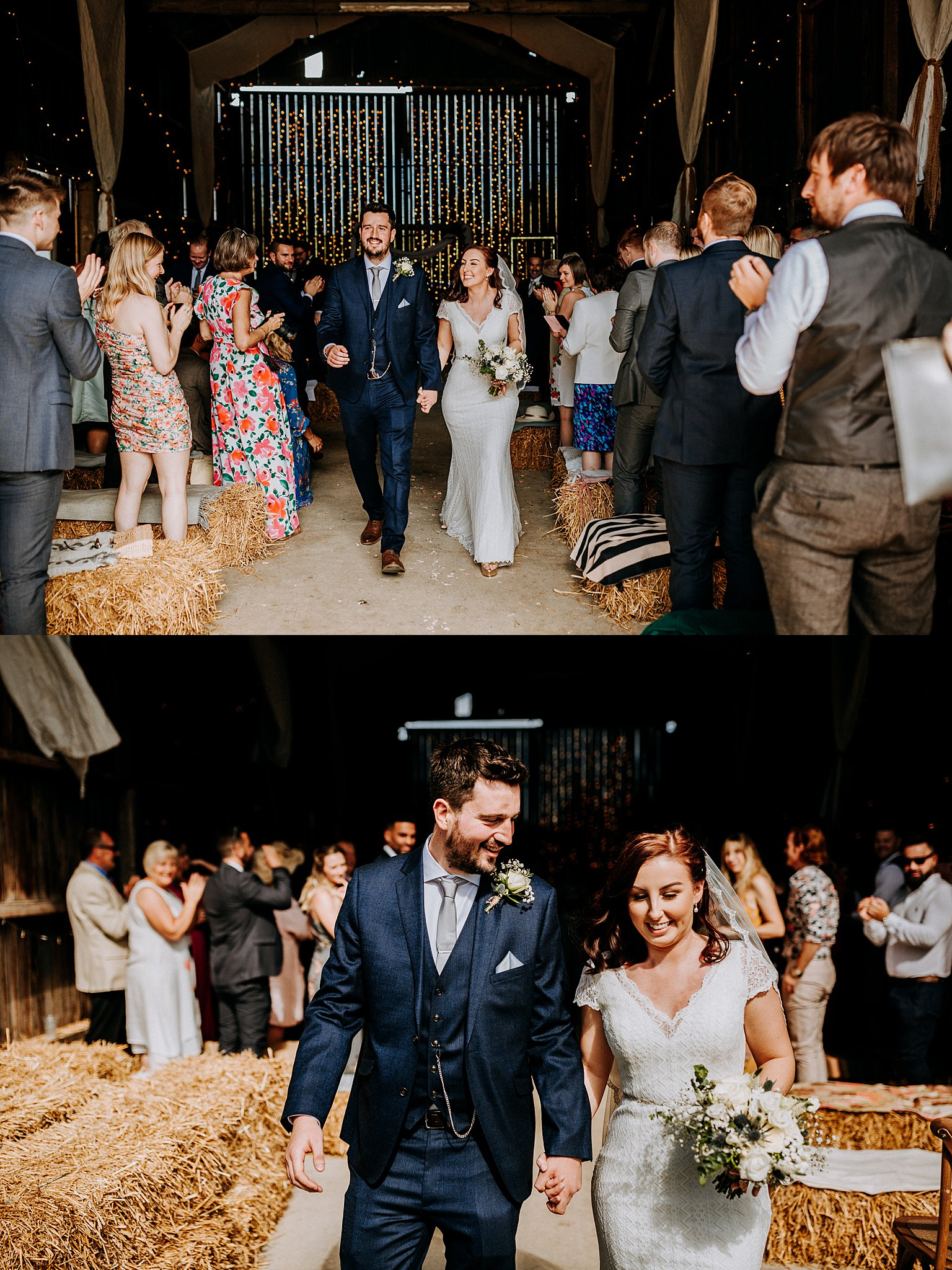 North East Wedding Photography Deepdale Farm