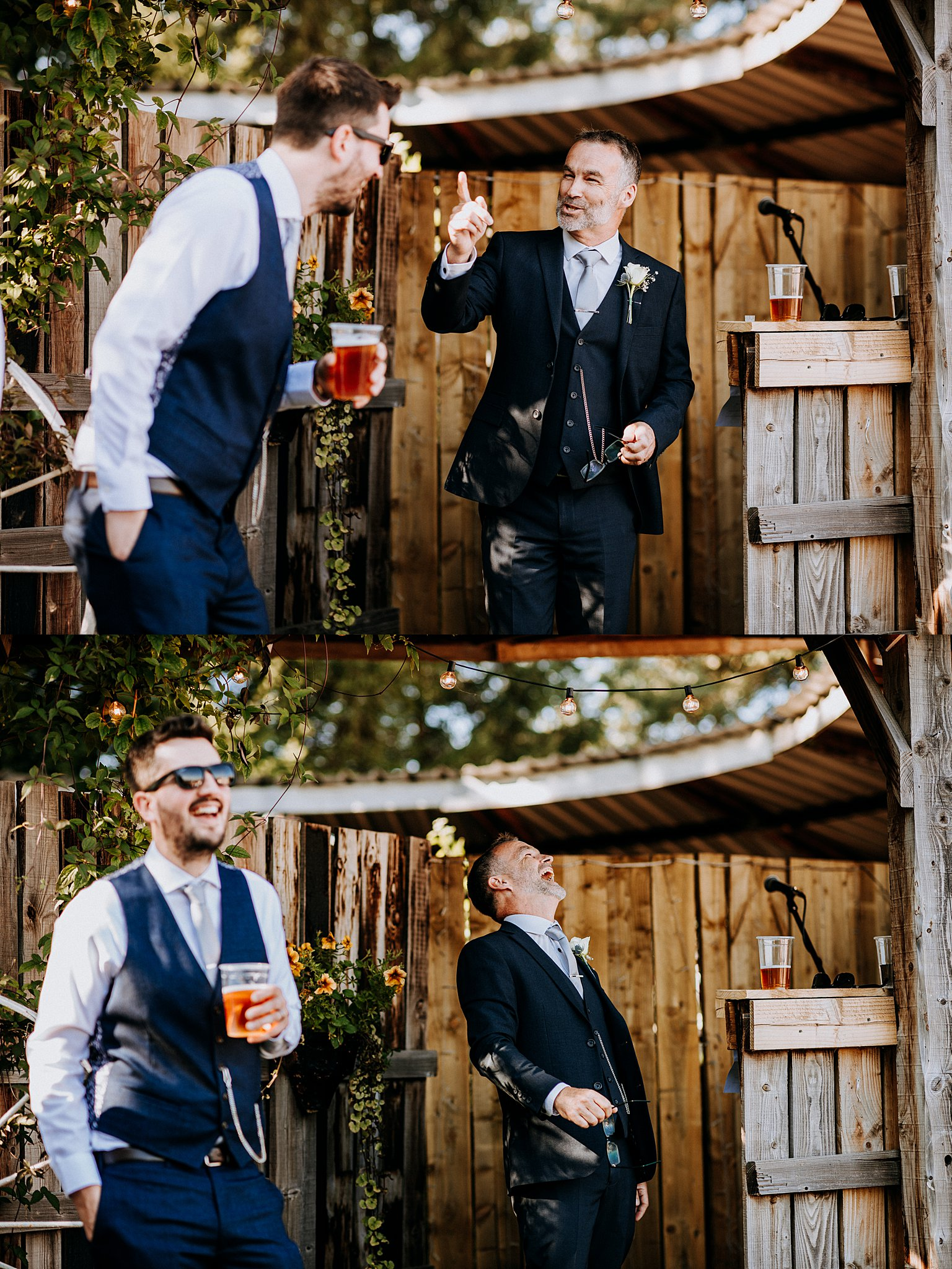 Relaxed Wedding Photographer York