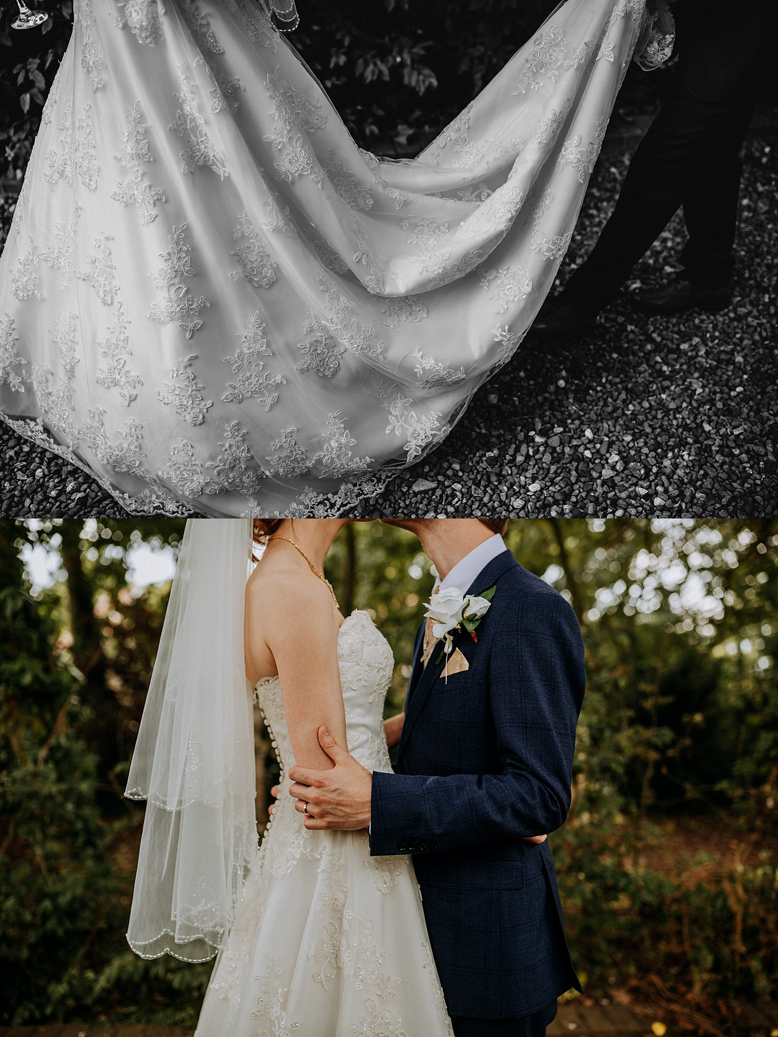 Natural Wedding Photography Dunedin Country House