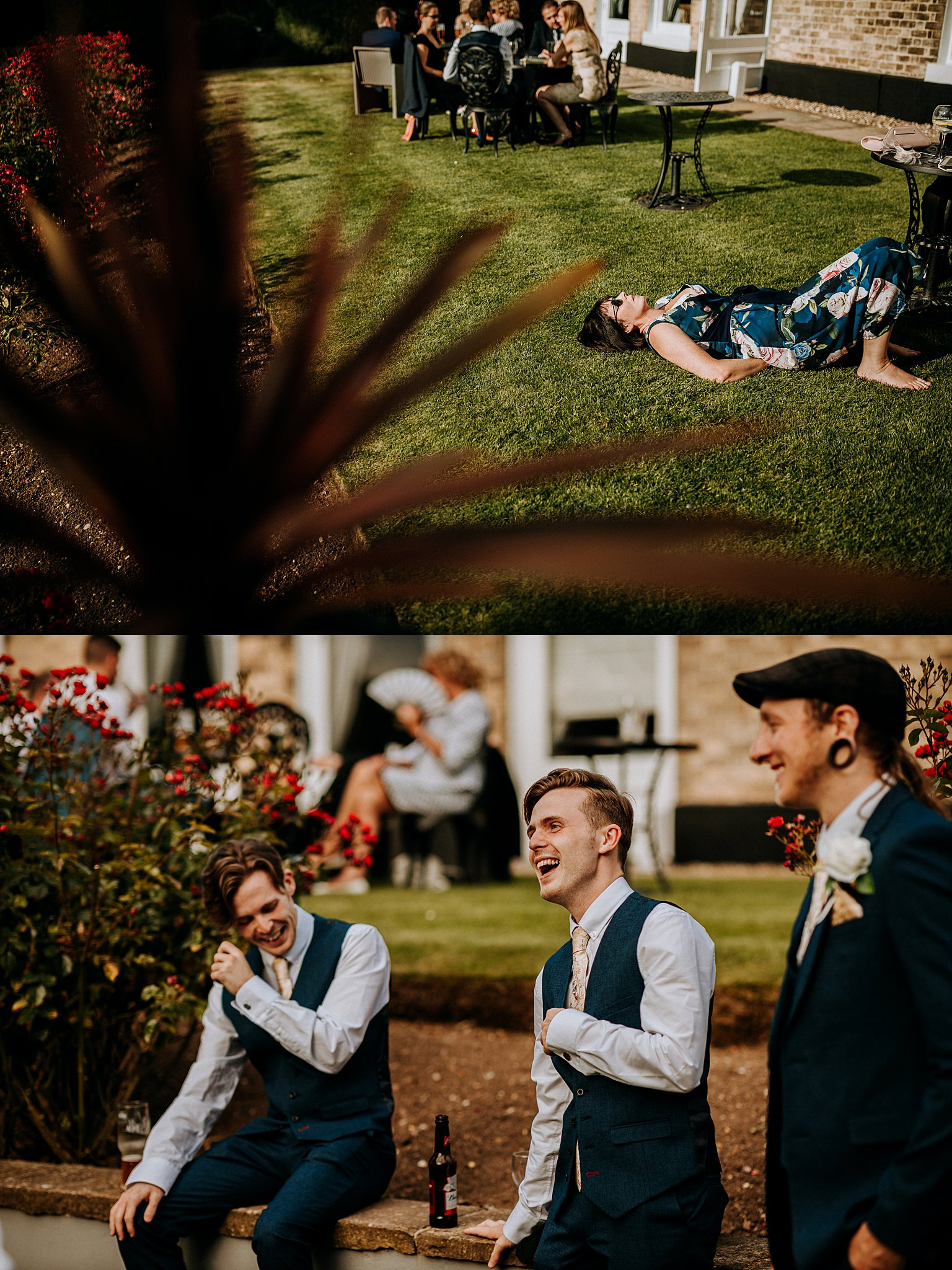 Relaxed Wedding Photographs Hull