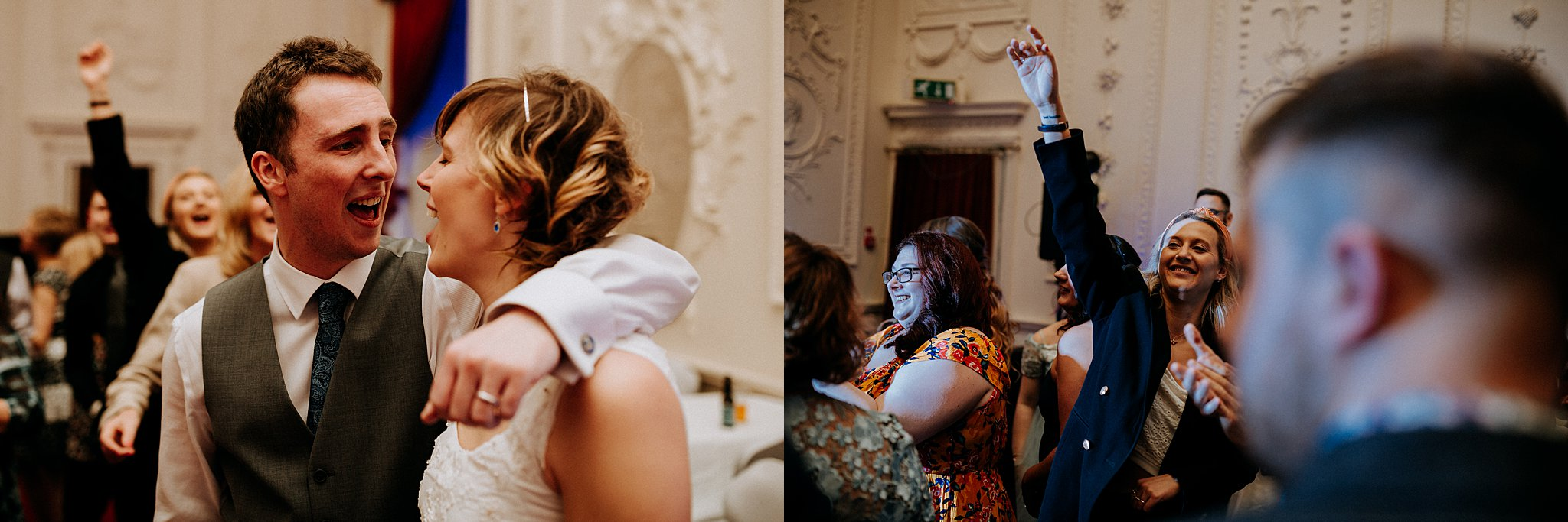 Relaxed Wedding photographer North East